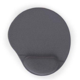 podložka pod myš GEMBIRD, šedá s gélovou opierkou, 240 x 220 x 4 mm