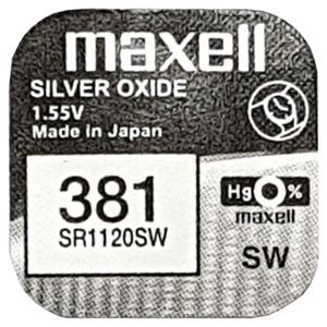 Batéria Maxell SR1120SW (1ks)