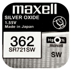 Batéria Maxell SR721SW (1ks)