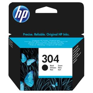 KAZETA HP N9K06AE Čierna No.304
