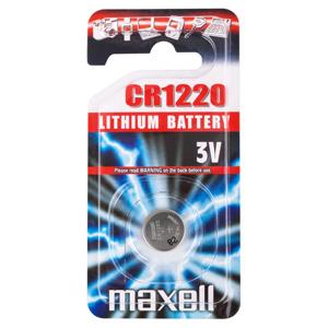 Batérie Maxell CR1220 1ks Blister