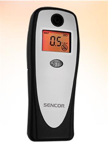 Alkohol tester Sencor SCA BA01 V2