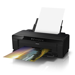 Epson SureColor SC-P600, A3+, CD/DVD, 9 color, LCD, LAN, Wifi