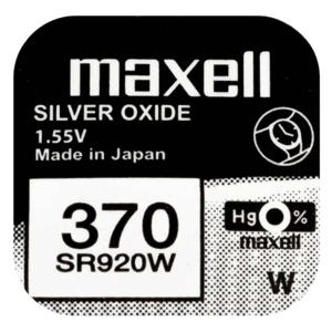 Batéria Maxell SR920W (1ks)