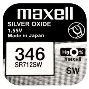 Batéria Maxell SR712SW (1ks)