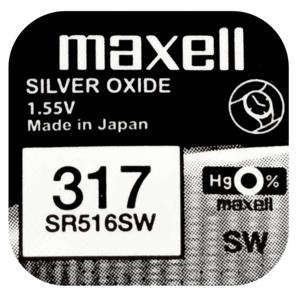 Batéria Maxell SR516SW (1ks)