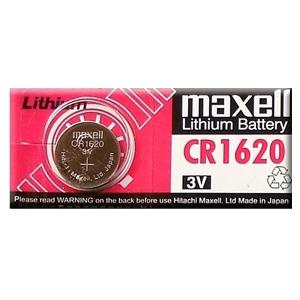 Batérie Maxell Lithium CR1620 (1ks)