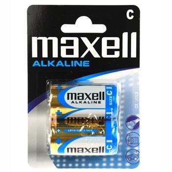 Batérie Maxell Alkaline LR14 (C) 2ks