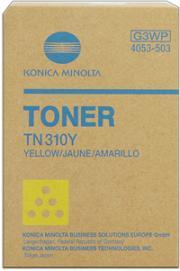 toner MINOLTA TN310Y Bizhub C350/C351/C450 yellow