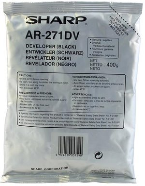 developer SHARP AR-271DV AR-215/235/275, AR-M236/276