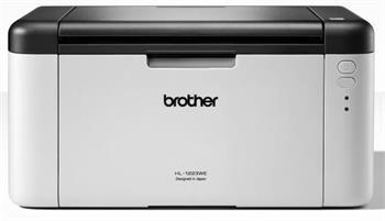 tlačiareň laser čb BROTHER HL-1222WE - 20ppm/A4, WiFi
