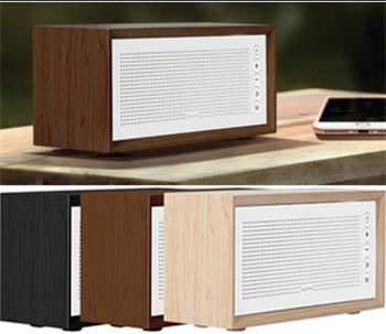 BT reproduktor PROMATE HARMONY, Bluetooth 3.0, 10W, hnedá farba