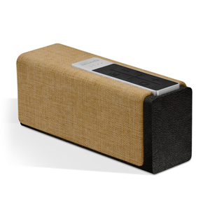 WiFi & BT reproduktor PROMATE STREAMBOX L, WiFi, Bluetooth 2.1, 15W, Internet Radio, Multi-Room, hnedo-krémová farba
