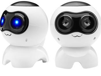 BT reproduktor PROMATE MARVIN, Bluetooth 3.0, 3W, FM rádio, biela farba
