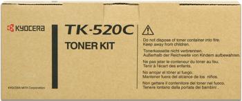 toner KYOCERA TK-520C Cyan FS-C 5015N