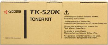 toner KYOCERA TK-520K Black FS-C 5015N