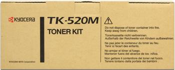 toner KYOCERA TK-520M Magenta FS-C 5015N