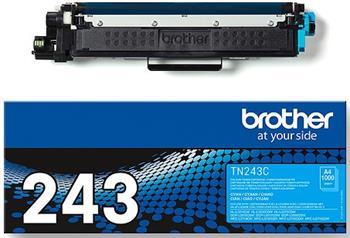 toner BROTHER TN-243 Cyan HL-L3210CW/L3270CDW, DCP-L3510CDW/L3550CDW, MFC-L3730CDN/L3770CDW