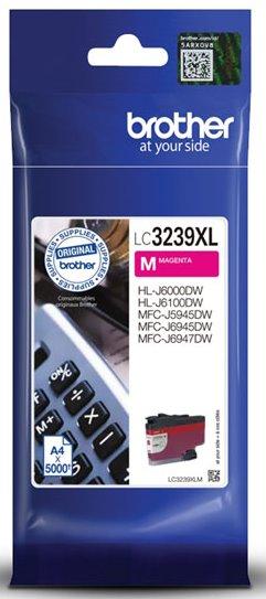 kazeta BROTHER LC-3239XL Magenta MFC-J5945DW/MFC-J6945DW/MFC-J6947DW