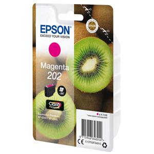 kazeta EPSON XP-6000 202 Magenta (300 str)