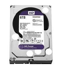 HDD WD Purple interný disk 6TB 3,5