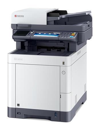 MFP laser Kyocera ECOSYS M6235cidn, 35 A4/min, farebná, LAN, DADF