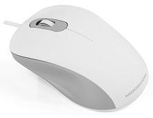 Myš Modecom optická M10S Silent White (biela)