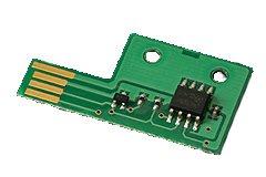 Ecodata Chip Xerox 6020/6022/6025/6025 Yellow