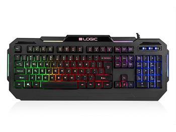 Modecom hráčska klávesnica Logic LC-STARR-TWO