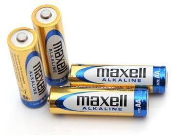 Batérie Maxell Alkaline LR6 (AA) 40ks balenie