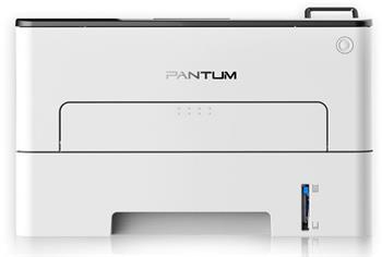 Tlačiareň laser PANTUM P3300DW, 33 A4/min, čb, duplex, LAN / WiFi / NFC / USB