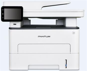 MFP laser PANTUM M7300FDW, 33 A4/min, čb, duplex, LAN / WiFi / NFC / USB, Fax, DADF, 3,5