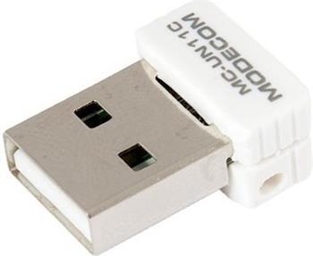 Modecom MC-UN11C bezdrôtová sieťová karta/adaptér USB na 802.11n