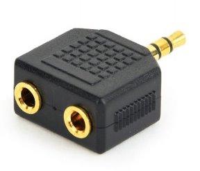 audio jack 3,5 mm rozdeľovací, CABLEXPERT