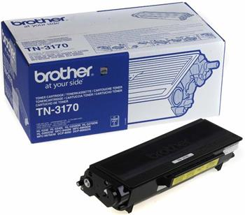 toner BROTHER TN-3170 HL-5240, DCP-8050/8065DN, MFC-8460N/8860DN