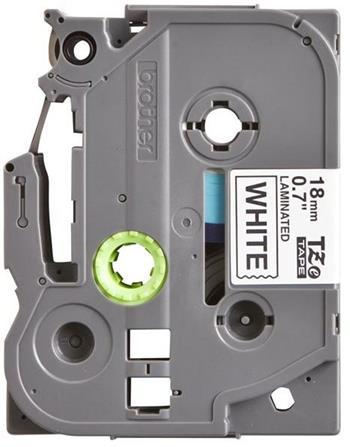 páska BROTHER TZ241 čierne písmo, biela páska Tape (18mm) CIV