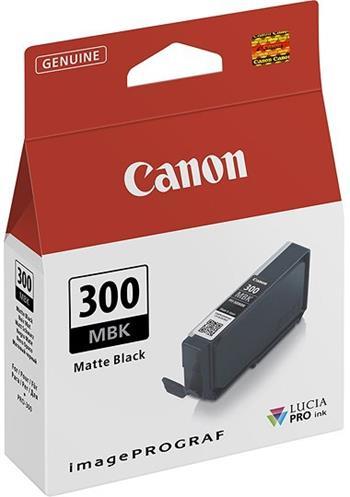 kazeta CANON PFI-300MBK matte black iPF PRO-300