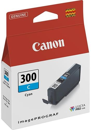 kazeta CANON PFI-300C cyan iPF PRO-300