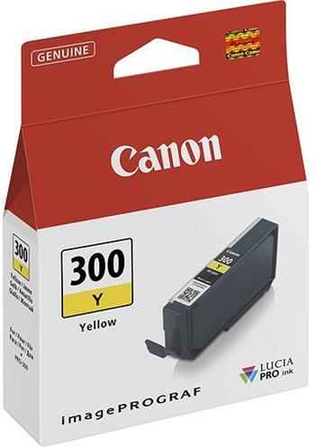 kazeta CANON PFI-300Y yellow iPF PRO-300