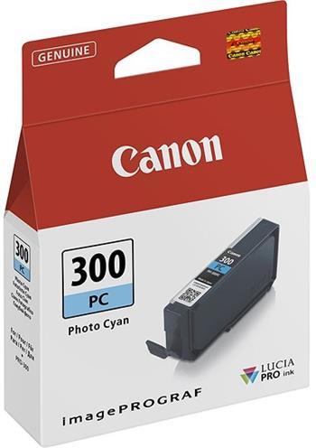 kazeta CANON PFI-300PC photo cyan iPF PRO-300