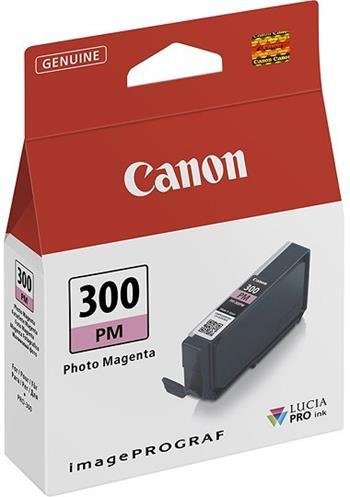 kazeta CANON PFI-300PM photo magenta iPF PRO-300