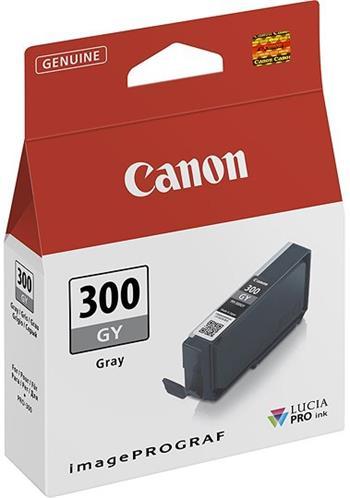 kazeta CANON PFI-300GY gray iPF PRO-300