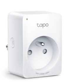 TP-link TAPO P100 WiFi Smart Plug, WiFi Smart zásuvka, biela farba