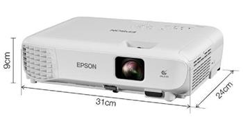 projektor EPSON EB-E01, 3LCD, XGA, 3300ANSI, 15000:1, HDMI
