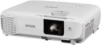 projektor EPSON EH-TW740, 3LCD, 3300ANSI, 16000:1, Full HD, HDMI, MHL
