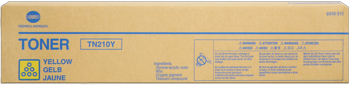 toner MINOLTA TN210Y Bizhub C250/C252 yellow