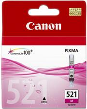 kazeta CANON CLI-521M magenta MP 540/620/630/980, iP 3600/4600