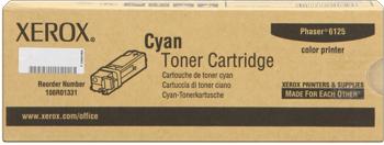 toner XEROX 106R01335 cyan PHASER 6125