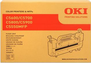 fuser OKI C5600/C5700/C5800/C5900/C5550MFP, MC560