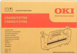 fuser OKI C5650/C5750/C5850/C5950